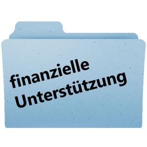 finanzielleUnterstützung